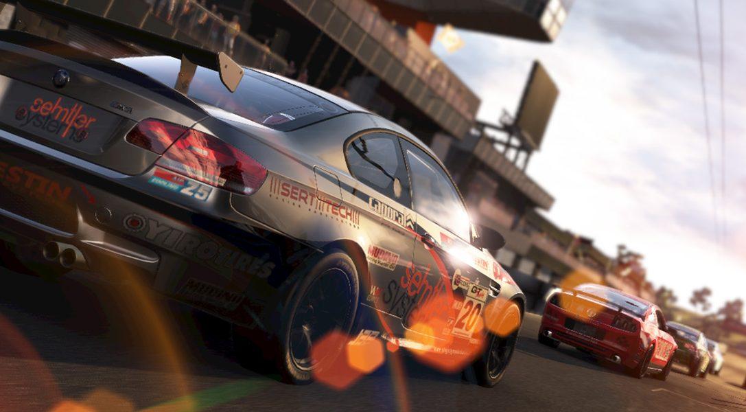 Ein erster Blick auf Project CARS für PS4