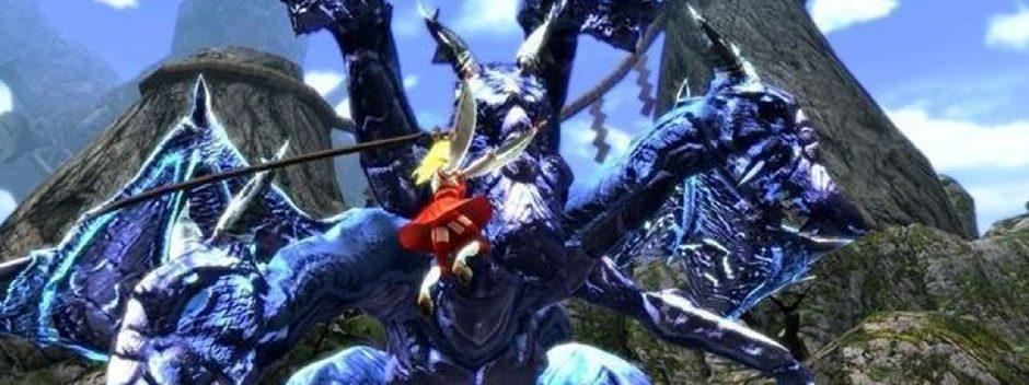 Action-basiertes MMORPG Onigiri kommt für PS4