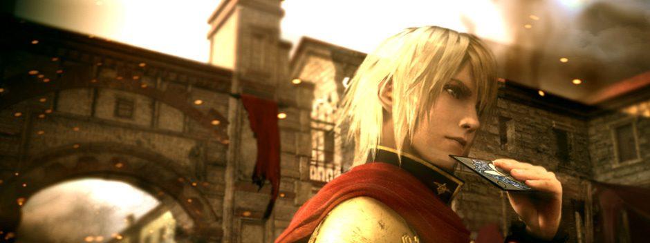 Final Fantasy Type-0 HD erscheint für PlayStation 4