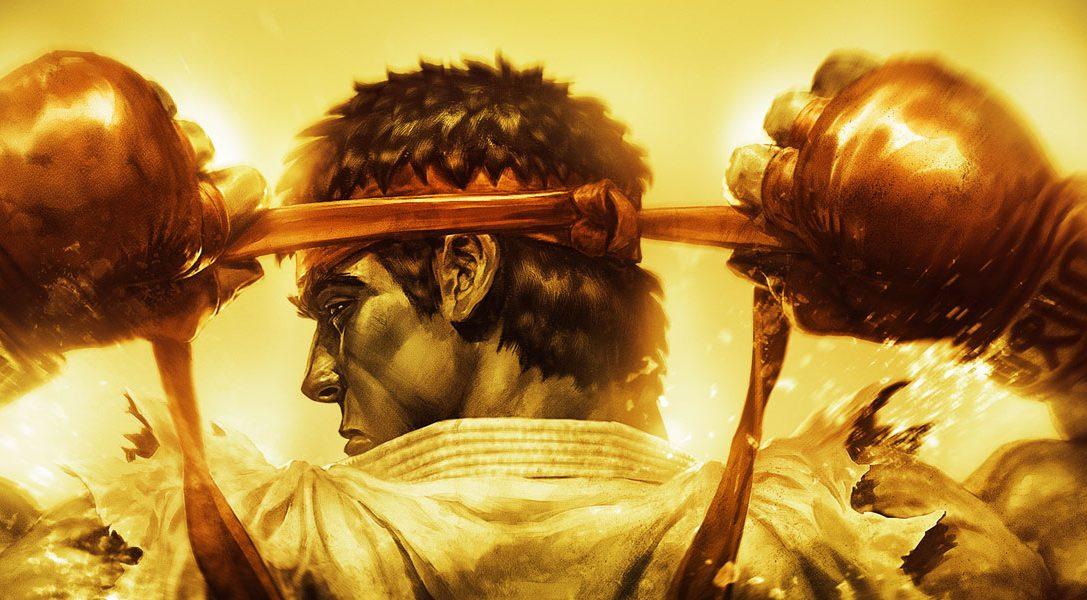 Ultra Street Fighter IV landet heute im PlayStation Store