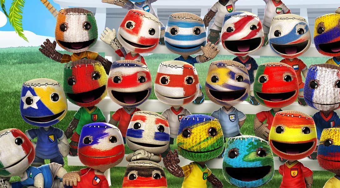 LittleBigPlanet Update: Die Teams für den LBP Cup laufen ein!