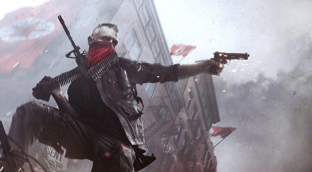 FPS-Sequel Homefront: The Revolution für PS4 enthüllt