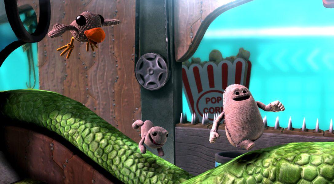 Details zu den neuen Charakteren von LittleBigPlanet 3