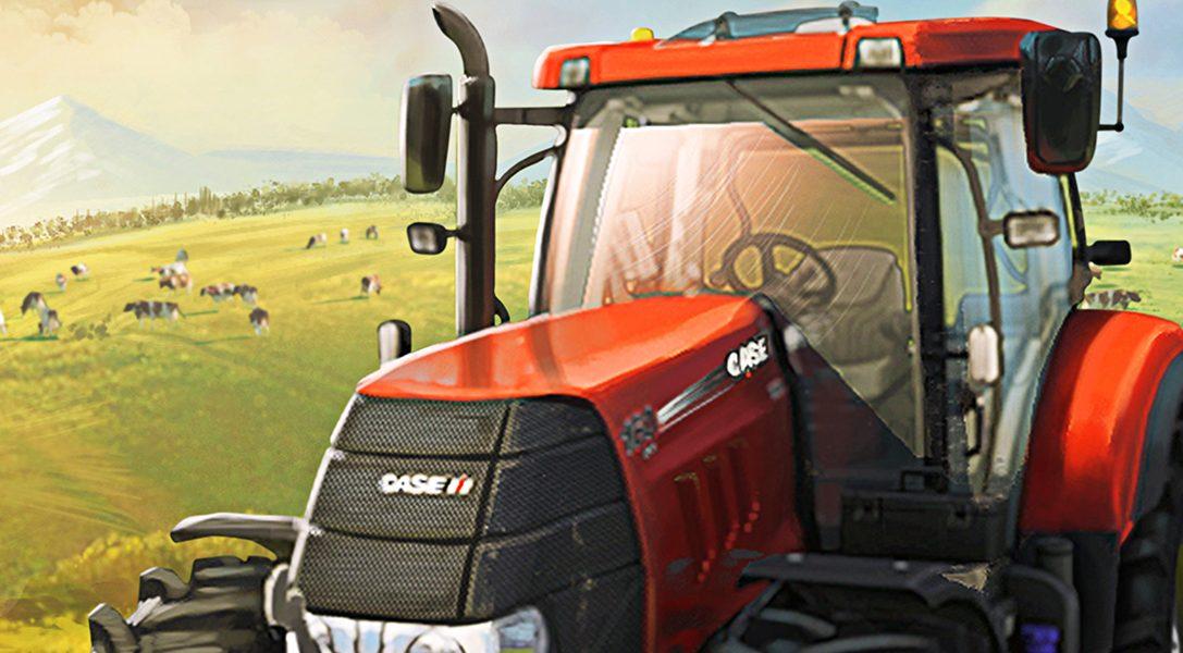 Landwirtschafts-Simulator 2014 angespielt
