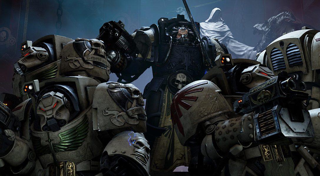 Space Hulk: Deathwing für PS4 angekündigt