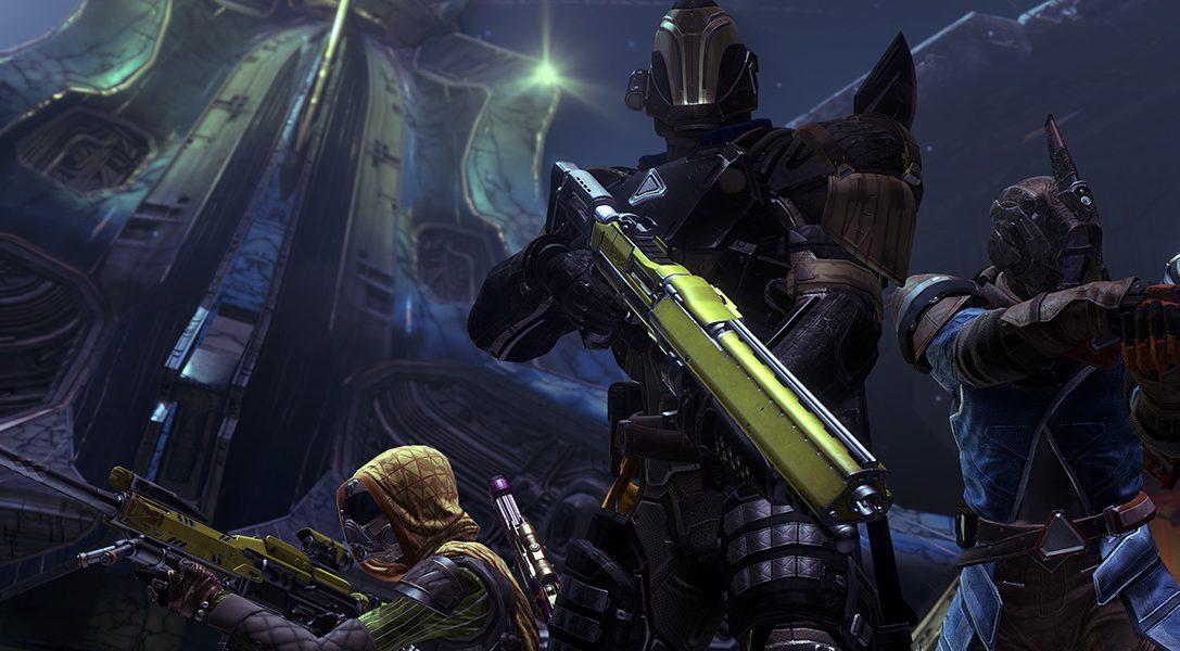 Wie Bungie die Destiny-Alpha nutzt, um das Sci-Fi-Epos zu verbessern