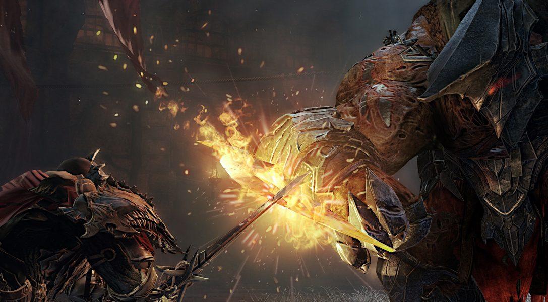 Lords of the Fallen fordert Spieler auf der E3 heraus