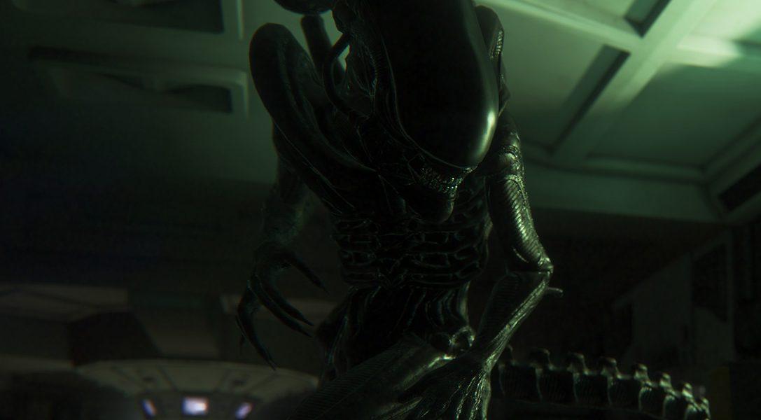 Neue Details zu Alien: Isolation auf der E3 enthüllt