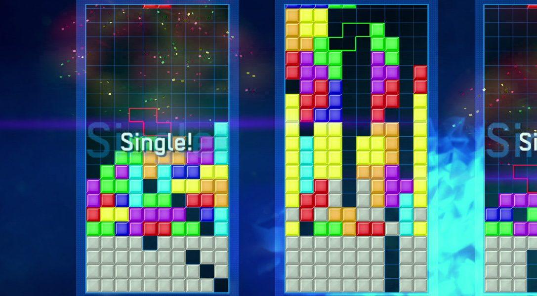 Tetris Ultimate gesellt sich im Herbst in die PS Vita Spiel-Bibliothek