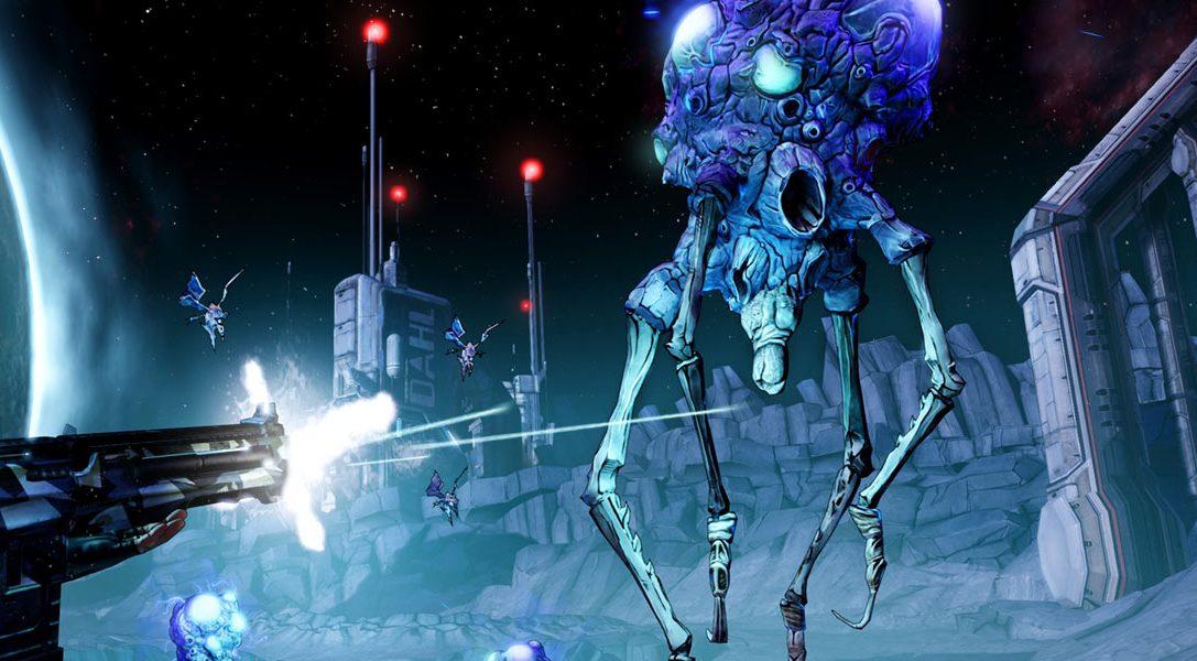 Borderlands: The Pre-Sequel kommt am 17. Oktober für PS3
