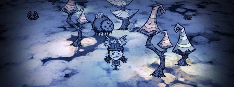 Don't Starve: Giant Edition kommt für PS Vita