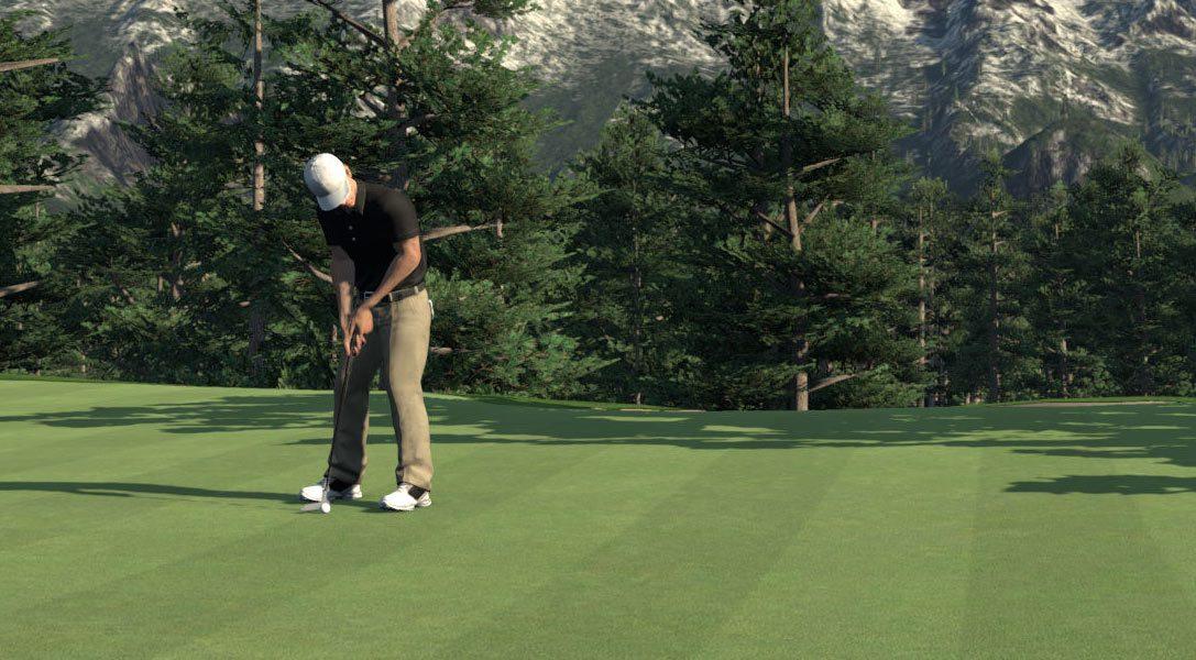 Die prozedural generierte Sportsimulation The Golf Club kommt demnächst auf PS4