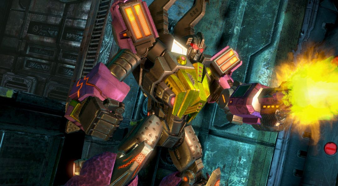 Neues Transformers: Rise of the Dark Spark Video