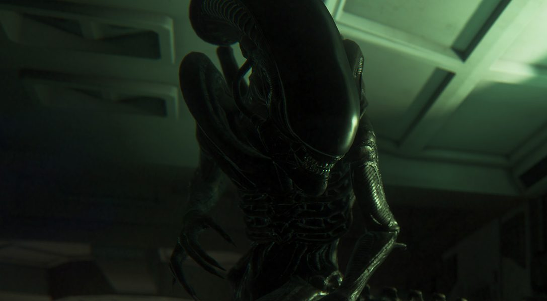 Hat uns auf der E3 beeindruckt: Alien Isolation
