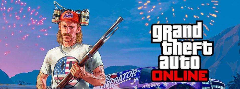 Das Independence Day Special für GTA Online – ab heute erhältlich