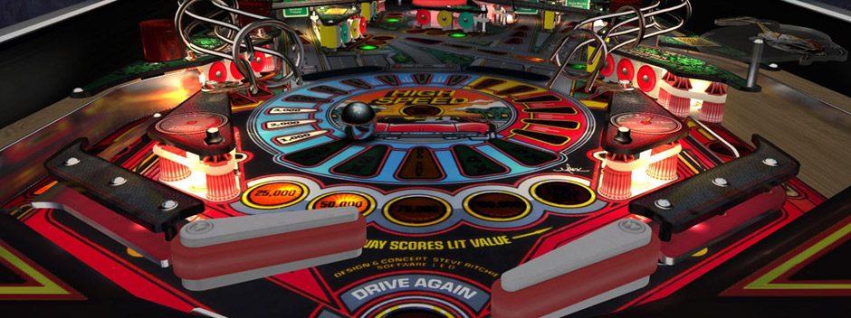 Neue Tische kommen bald für Pinball Arcade auf PS4, PS3 und PS Vita