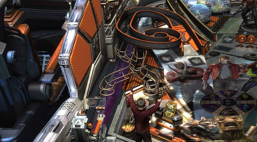 Marvels Guardians of the Galaxy kommt nächste Woche zu Zen Pinball 2