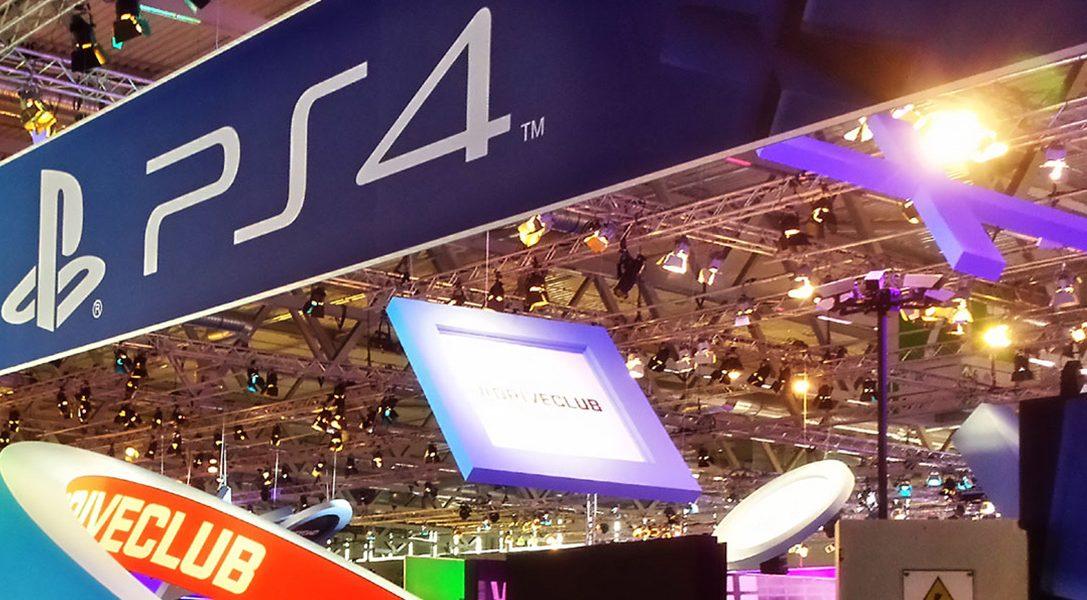 Das ist PlayStation auf der gamescom 2014