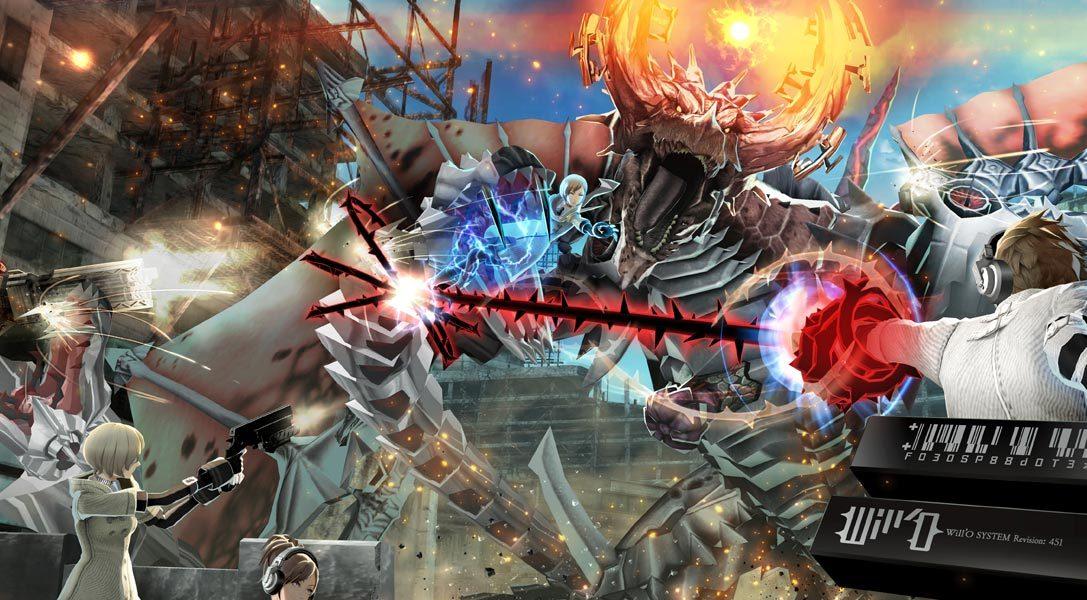 Freedom Wars für PS Vita kommt in den Handel