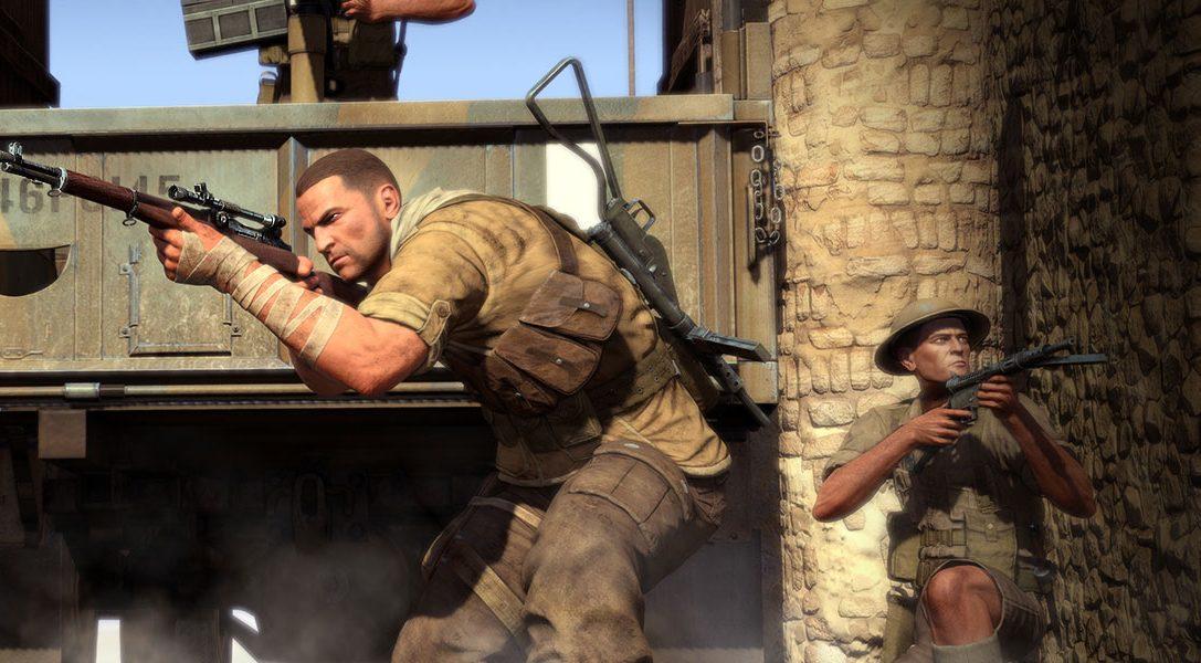 Sniper Elite 3 für PS4 angespielt