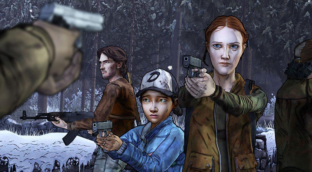 The Walking Dead: Season Two, Episode 4 Veröffentlichungsdatum bestätigt
