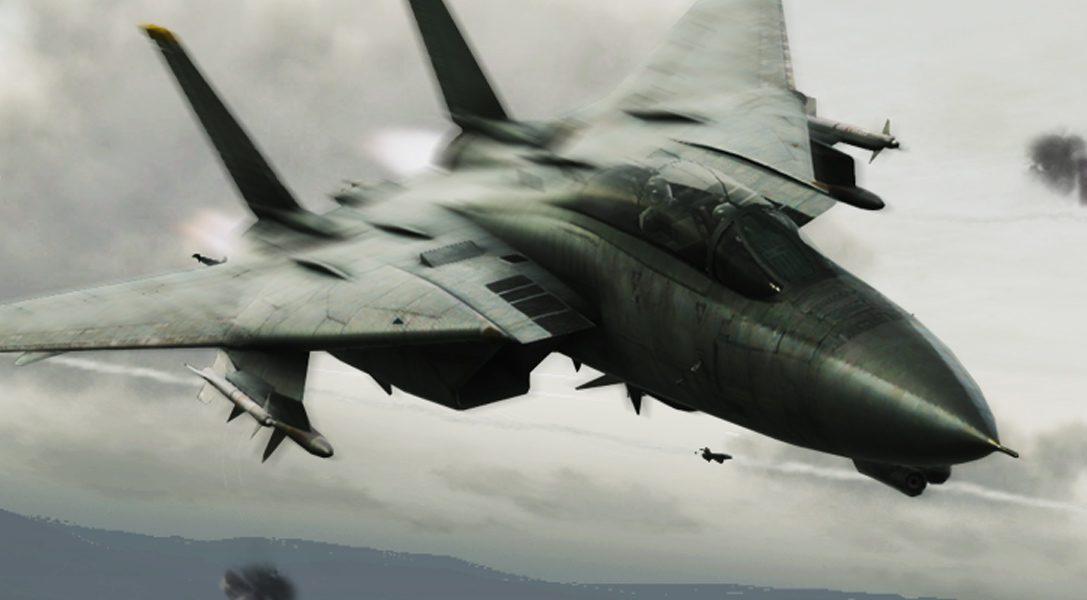 """Ace Combat Infinity bekommt neuen Inhalt und eine """"Team Deathmatch""""-Veranstaltung"""