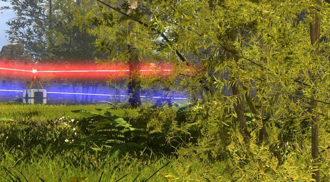 Ein erster Blick auf The Talos Principle, ein philosophisches Rätsel-Abenteuer für PS4