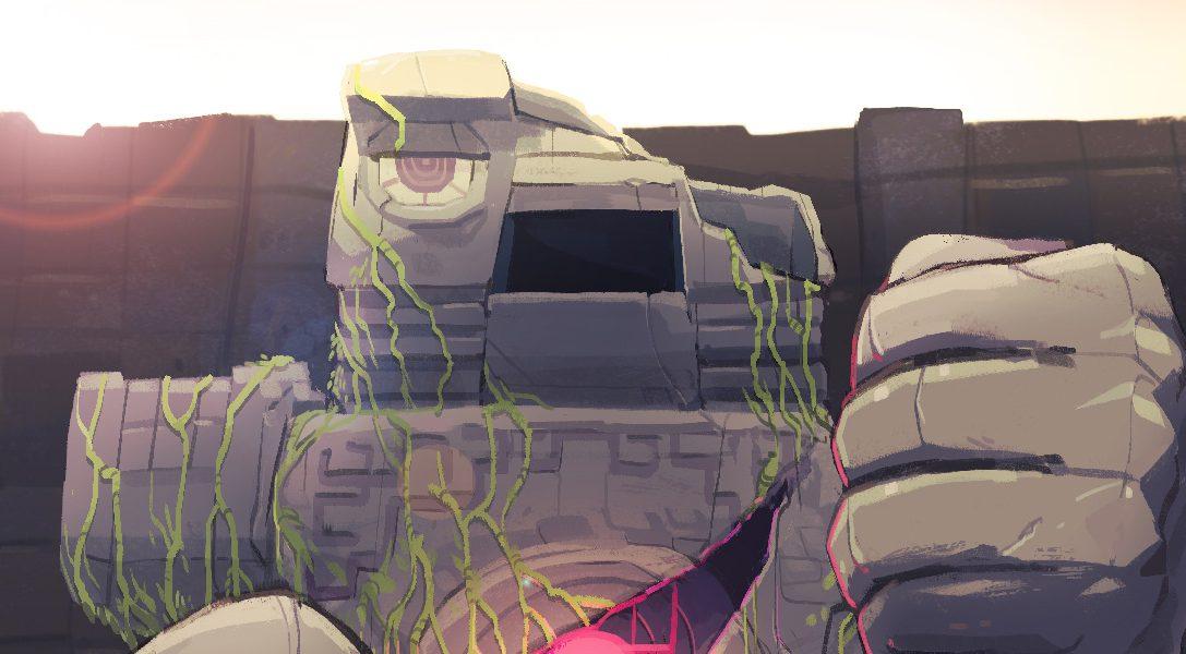 Ein Pfeil, ein Leben, viele Bosse: Überlebt ihr in Titan Souls für PS4/PS Vita?