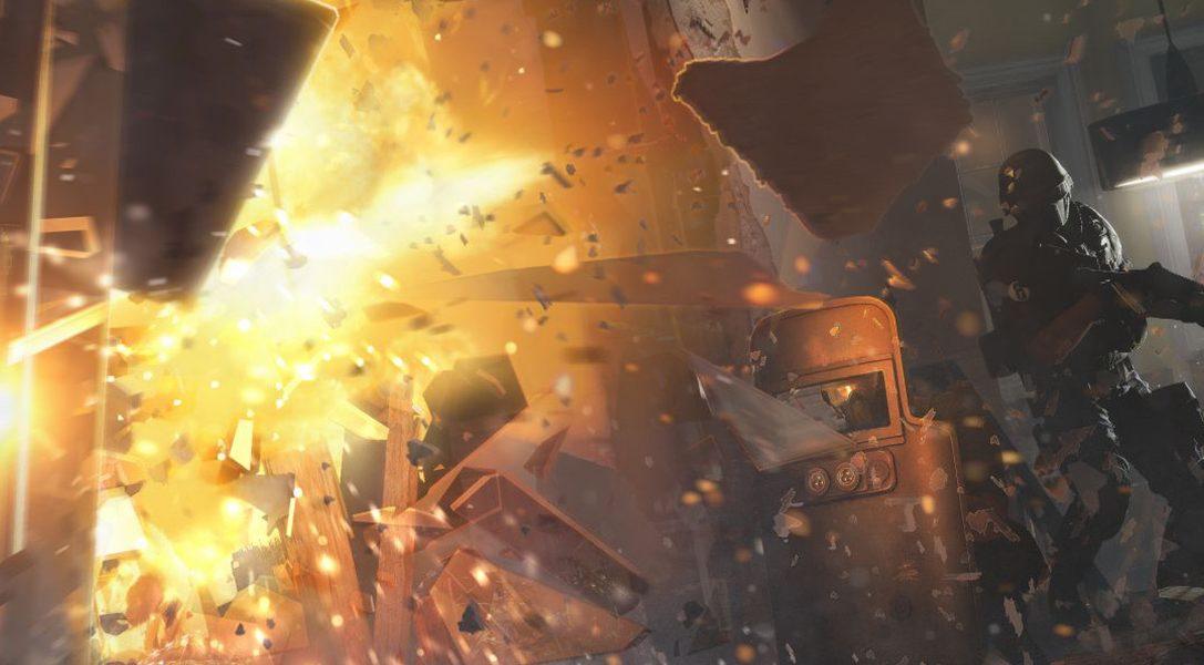 Hat uns auf der E3 2014 beeindruckt – Rainbow Six: Siege