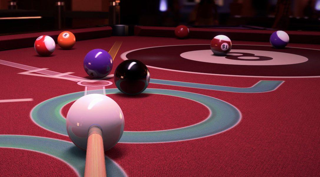 Pure Pool rollt morgen auf PS4