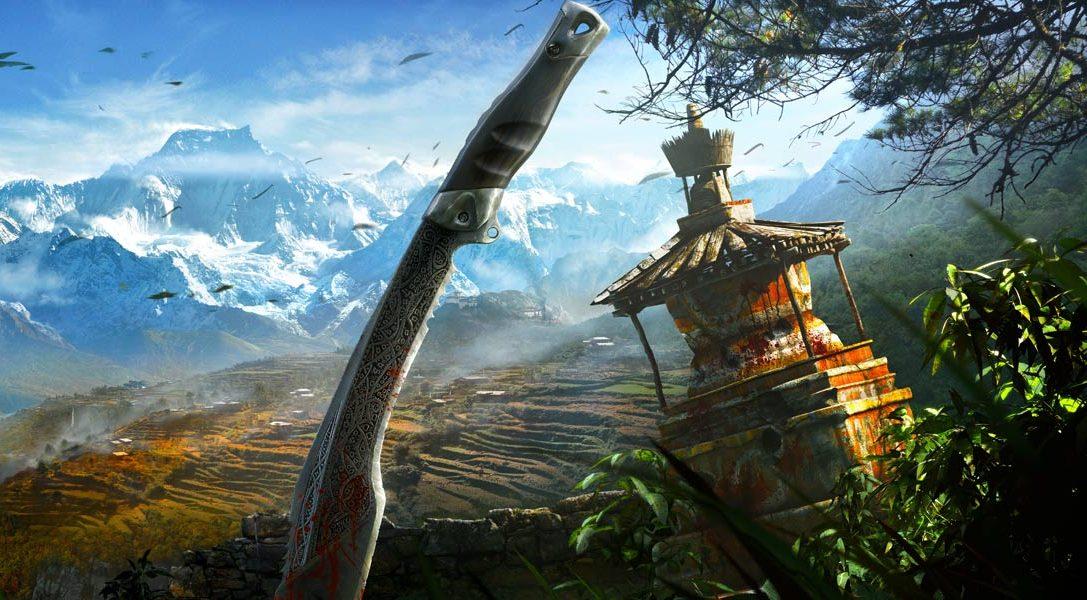 Neues Far Cry 4 Video: Folgt dem Entwickler-Team durch Nepal