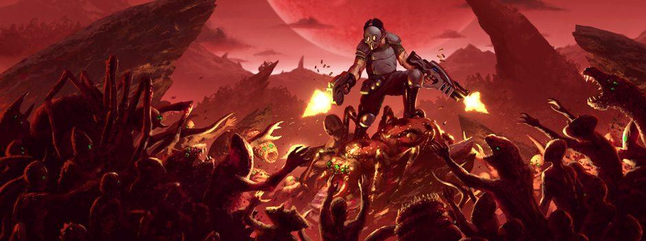 Crimsonland erscheint nächste Woche auf PS Vita
