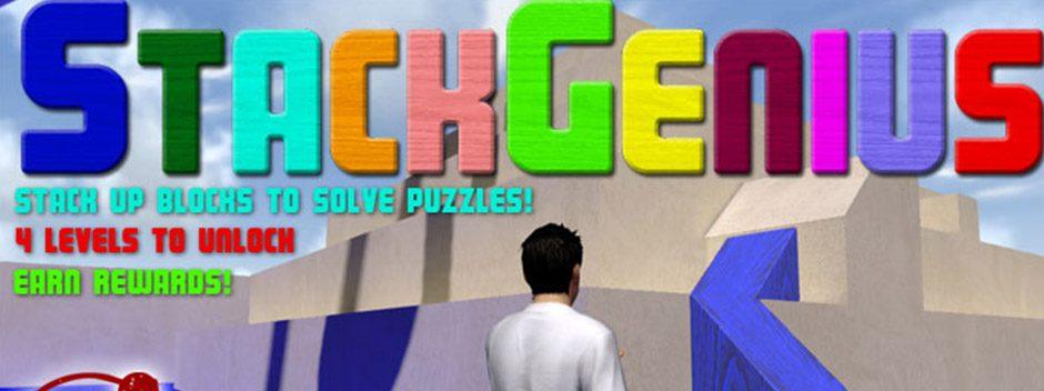 PlayStation®Home-Aktualisierung: Stack Genius