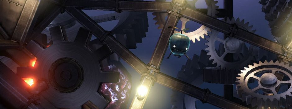 Unmechanical: Extended Edition kommt auf PS3, PS4 und PS Vita