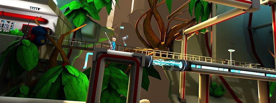 Neuer Trailer zum PS Vita-Abenteuer Kick & Fennick