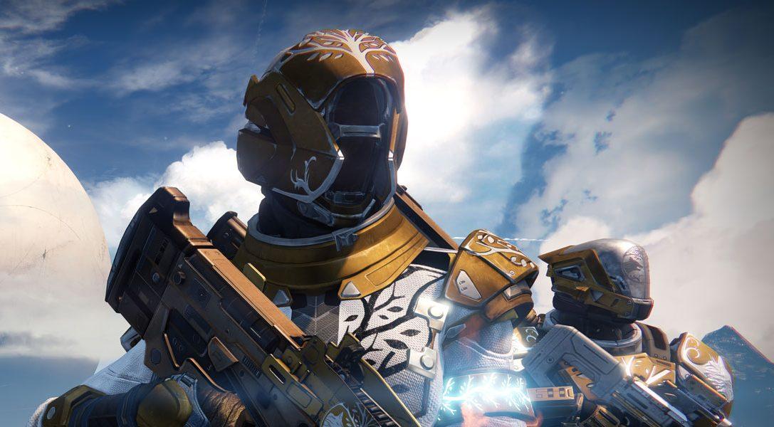 Neuer Destiny Trailer zeigt PlayStation-exklusive Karten, Waffen und Ausrüstung im Detail