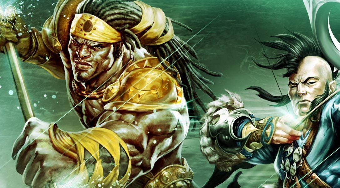 Der Action-Rollenspiel-Nachfolger Sacred 3 erscheint heute für PS3