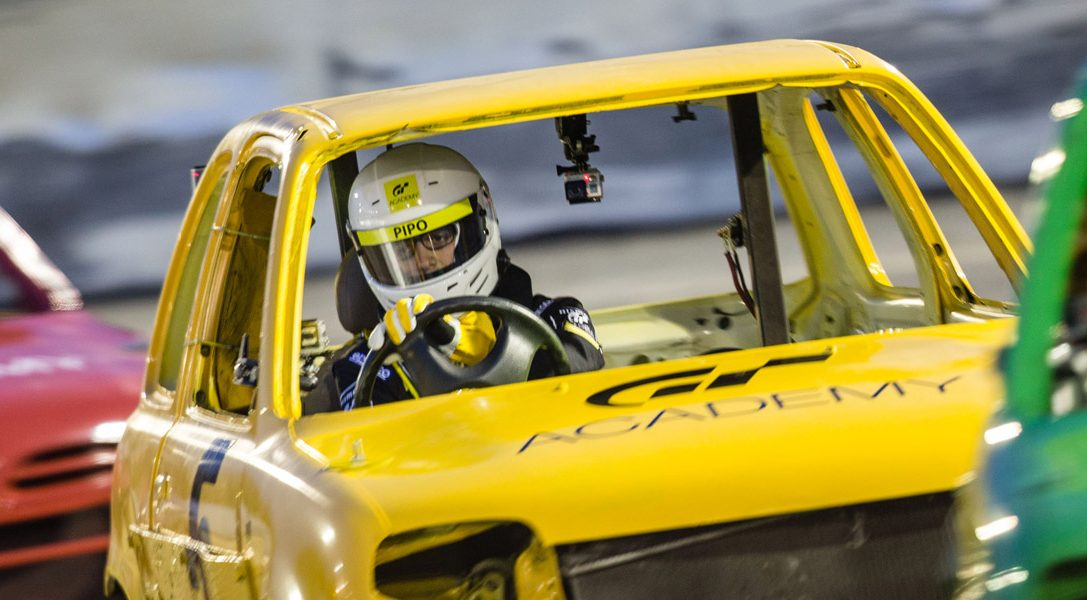 Das Europäische Race Camp der GT Academy 2014 beginnt