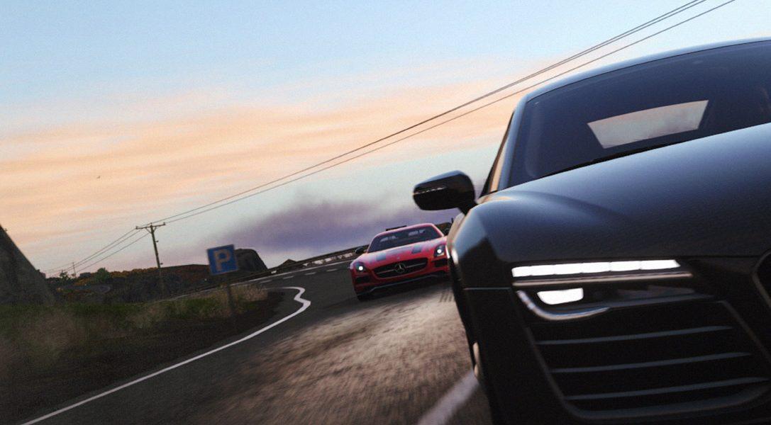 DRIVECLUB auf der gamescom 2014 – Das sagt ein Rennprofi
