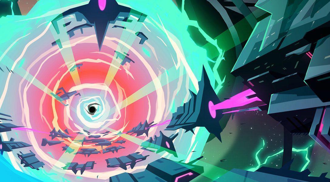 Die Entstehung der großartigen Explosionen von Velocity 2X auf PS4 und PS Vita