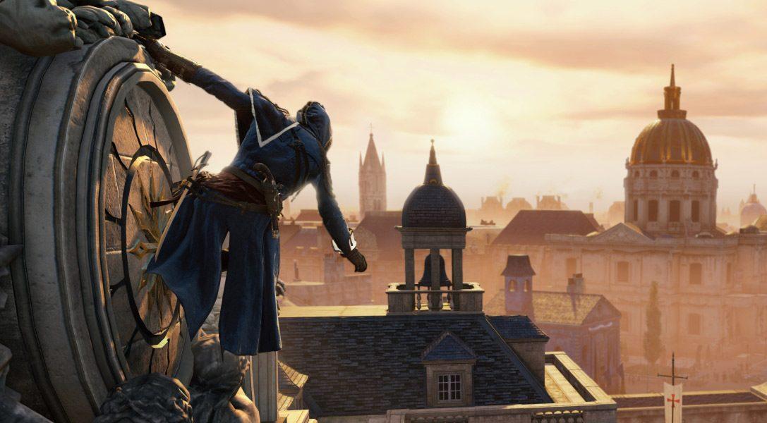 Neuer Assassin's Creed Unity Trailer zeigt den Koop-Multiplayer Modus