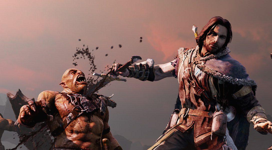 Angespielt – Mittelerde: Mordors Schatten auf PS4