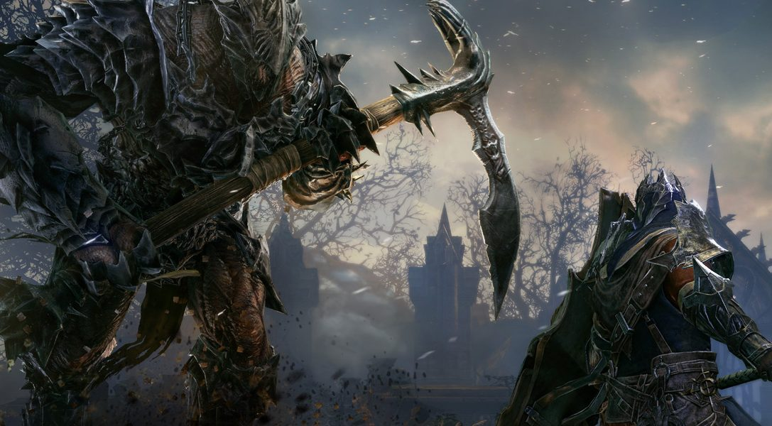 Wie hart ist das PS4-Action-RPG Lords of the Fallen?