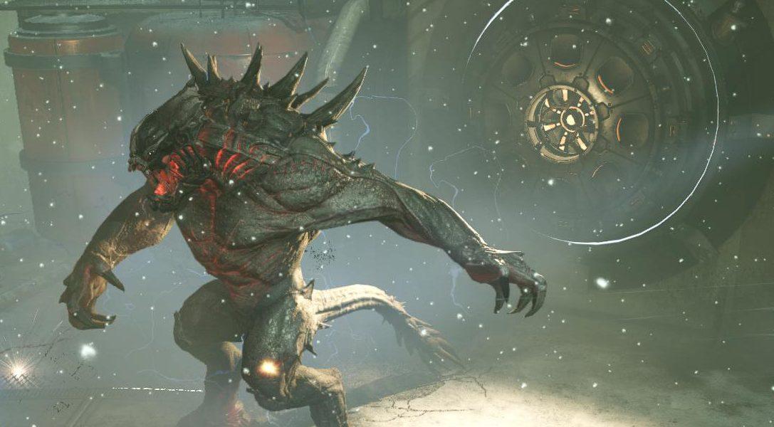 Evolve lässt euch Monster mixen und anpassen