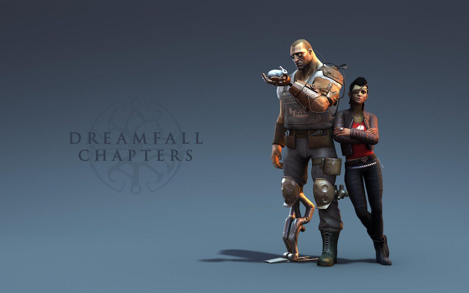 Episoden-Abenteuer Dreamfall Chapters erscheint demnächst für PS4