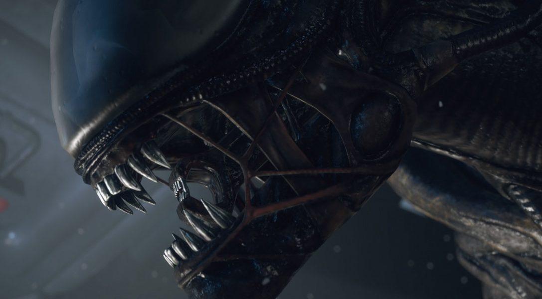Schaut euch hier den neuen Alien: Isolation Trailer an