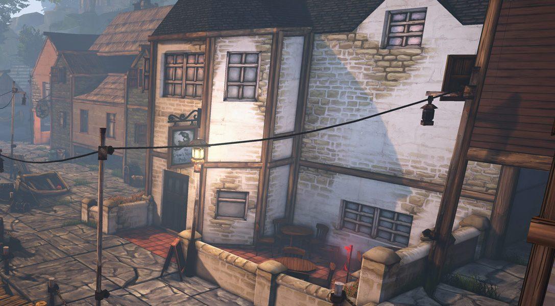 Das Erkundungs-Adventure Ether One rätselt sich seinen Weg auf PS4