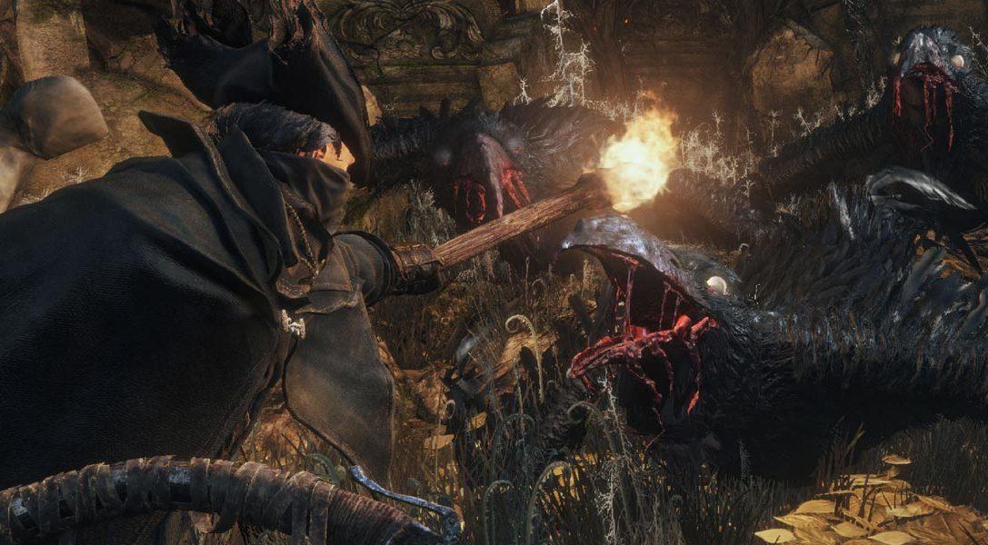 Bloodborne-Trailer auf der gamescom 2014 vorgestellt
