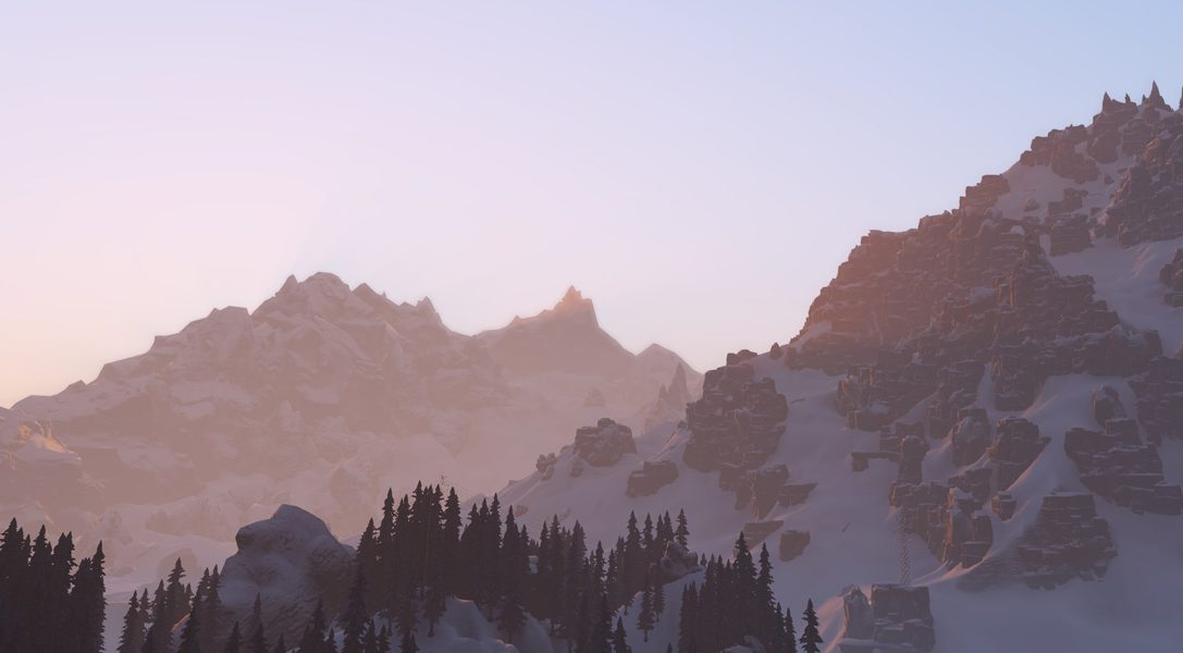 Das Open-World-Wintersportspiel SNOW erscheint für PS4