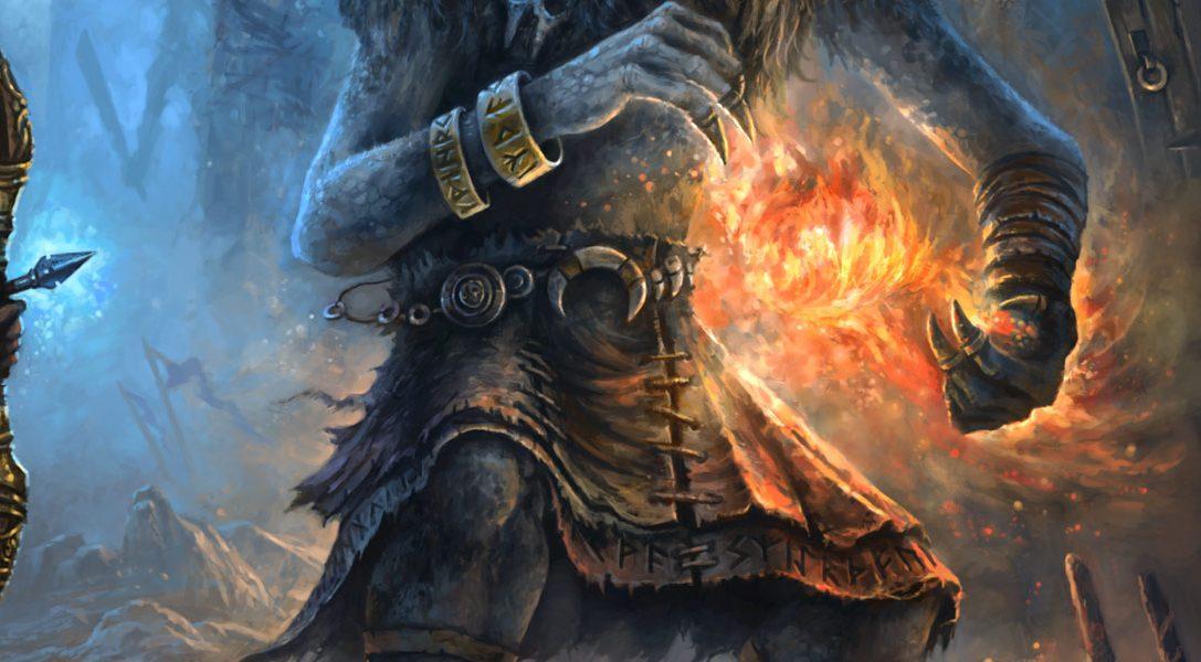 Das Fantasy-RPG Runemaster gibt auf PS4 seinen Konsoleneinstand